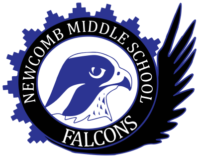 Newcomb Middle School Logo